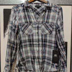 Rock and Republic Flannel Shirt